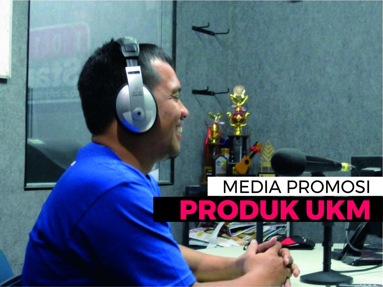 Media Promosi Produk UKM