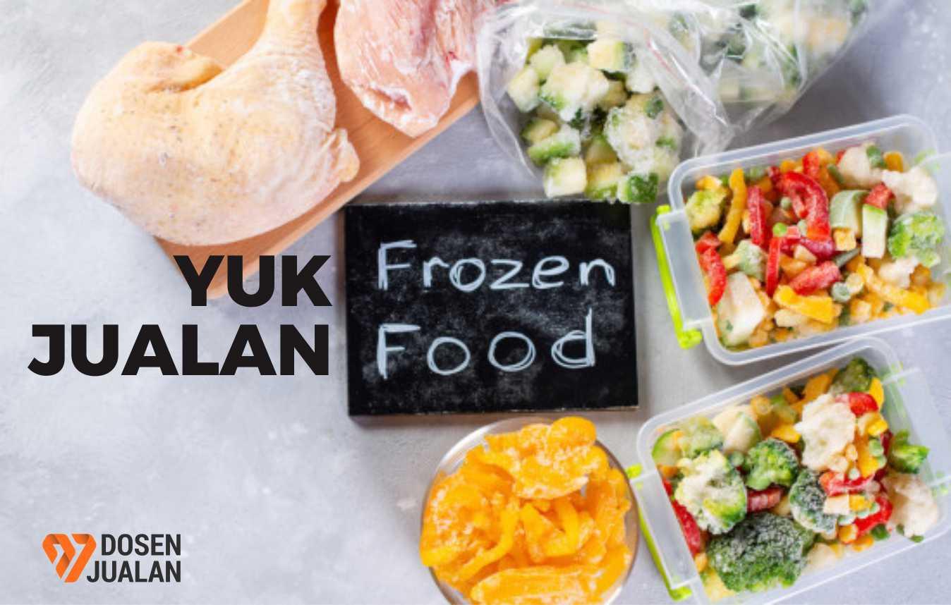 Cara Jualan Frozen Food Online