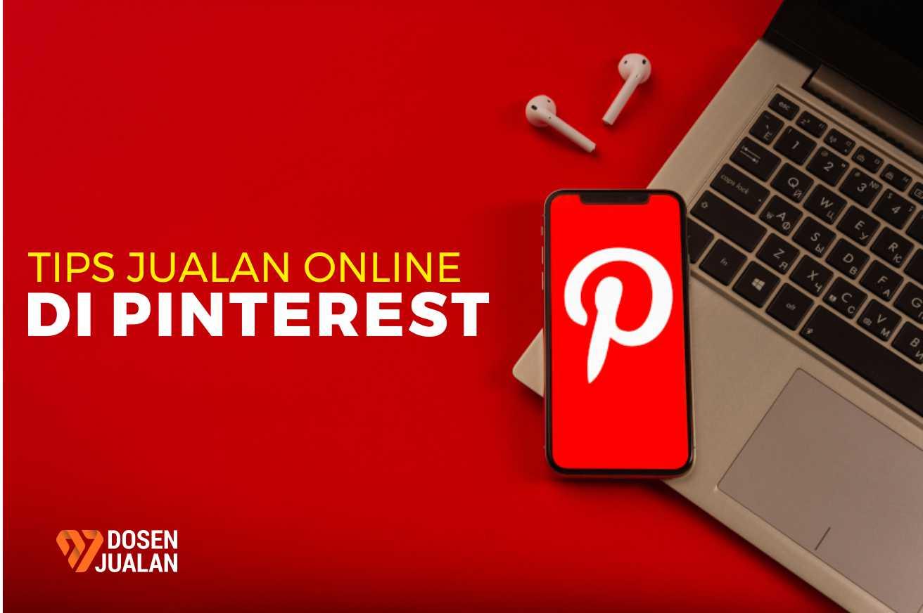 Cara Jualan Online di Pinterest
